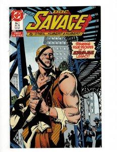 Doc Savage #1 (1987) SR7