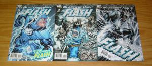 Blackest Night: Flash #1-3 VF/NM complete series - geoff johns - scott kolins 2