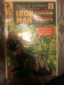 Tales of suspense 82 1rst appearance of adaptoid