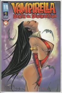 Vampirella Death And Destruction set #1to3 (Sep-96) NM Super-High-Grade Vampi...