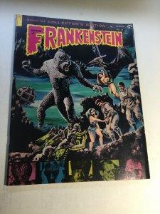 Castle Of Frankenstein 20 Vf- Very Fine- 7.5 Magazine