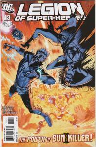 4 Legion of Super-Heroes DC Comic Books # 13 14 15 16 Levitz Cinar Glapion LH26