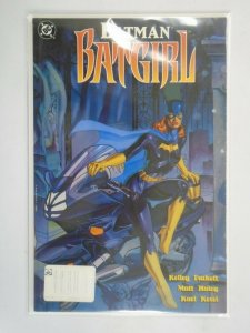 Batman Batgirl #1 6.0 FN price tag on cover and rear (1997)