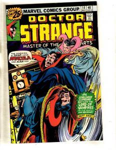 Lot Of 3 Doctor Strange Marvel Comic Books # 14 15 16 Avengers Hulk Thor FM1