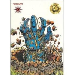 1993 Valiant Era X-O MANOWAR #10 - Card #69