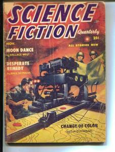 Science Fiction Quarterly-Pulp-11/1954-Wallace West-Mack Reynolds