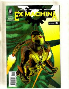 Lot of 12 Ex Machina Wildstorm Comics #13 14 15 16 17 18 19 20 21 22 23 24 CE3