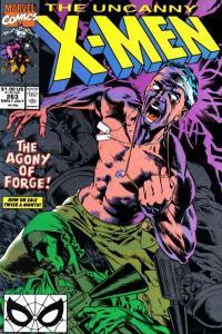 Uncanny X-Men (1981 series) #263, NM- (Stock photo)