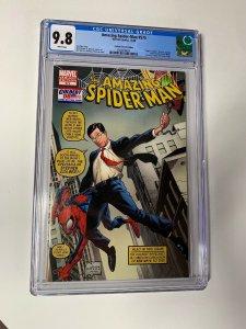 Amazing Spider-man 573 Cgc 9.8 Colbert Variant Marvel