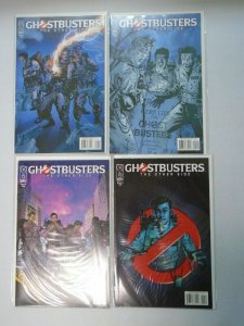 Ghostbusters The Other Side Set: #1-4 8.0 VF (2008)