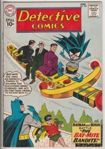 Detective Comics #289 (Mar-61) VF+ High-Grade Batman