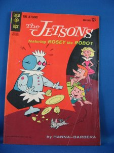 THE JETSONS 5 VG 1963 Robot Cover