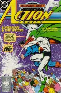 Action Comics (1938 series) #596, NM- (Stock photo)