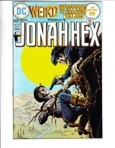 Weird Western Tales #27 (Sep-73) FN/VF Mid-High-Grade Jonah Hex