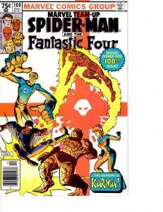 Marvel Team-Up (1972) #100 VF (8.0)