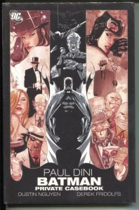 Batman: Private Casebook-Paul Dini-Hardcover