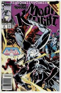 MOON KNIGHT #8 9, NM, Marc Spector, Punisher, 1989, 2 issues, more in store