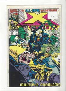 X-Factor #73 All New, All Different Peter David NM