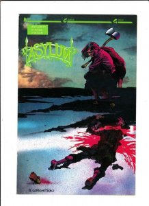 ASYLUM #1, VF+, Bernie Wrightson, Bissette, Alex Nino, 1989,more Horror in store