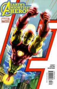 Avengers: Earth's Mightiest Heroes (2005 series) #3, NM (Stock photo)
