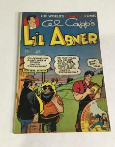 Li'l Abner Comics 71 Fn Fine 6.0 Toby Press