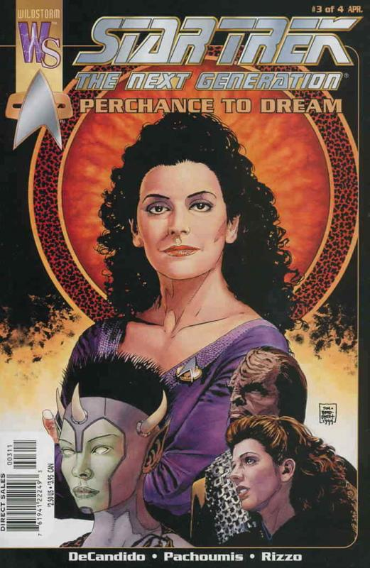 Star Trek: The Next Generation—Perchance to Dream #3 VF/NM; WildStorm | save on