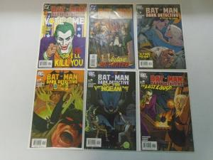 Batman Dark Detective set #1-6 8.0/VF (2005)