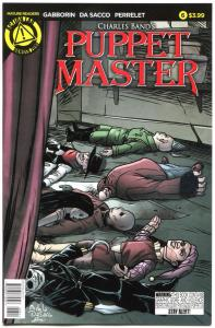 PUPPET MASTER #6, NM, Bloody Mess, 2015, Dolls, Killers, more HORROR  in store,A