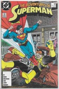 Adventures of Superman   vol. 1   #430 VF