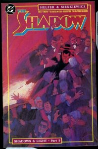 SHADOW #5, NM, Bill Sienkiewicz, Helfer, Who knows what Evil, 1987,more in store