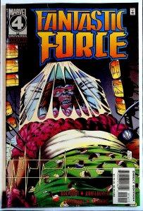 Fantastic Force #16 (1996)