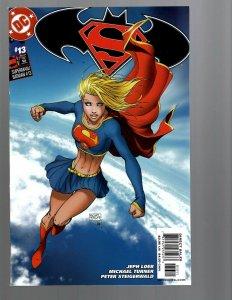 12 DC Comics Superman/Batman # 13 14 15 16 17 18 19 20 22 23 24 28 J439