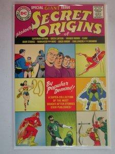 Secret Origins (1997 1st print) VF 8.0