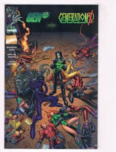 Gen 13/Generation X #1 FN Variant Image Comic Book Choi 1997 DE37 TW7