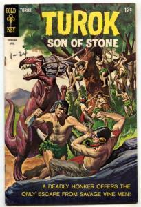 Turok, Son Of Stone #61 1968- Gold Key VG