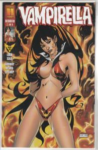 Vampirella Monthly Rebirth set #1to3 (Aug-99) NM Super-High-Grade Vampirella