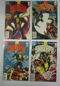 Shazam The New Beginning set #1 to #4 all 4 books 6.0 FN (1987)
