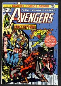 The Avengers #119 (1974)
