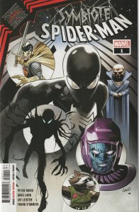 SYMBIOTE SPIDER-MAN KING IN BLACK #1 (2021)