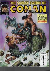Savage Sword of Conan #187 (Marvel, 1991)