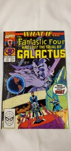 What If...#15 - The Fantastic Four Had Lost The Trial of Galactus - NM