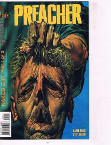 Preacher # 5 NM DC Vertigo Comic Book AMC TV Series Garth Ennis Fabry 96' GI1