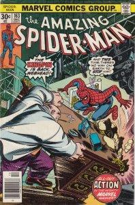 The Amazing Spider-Man #163 (1976)