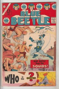Blue Beetle #1 (Jun-67) VF High-Grade Blue Beetle