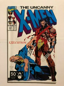 Uncanny X-Men 276