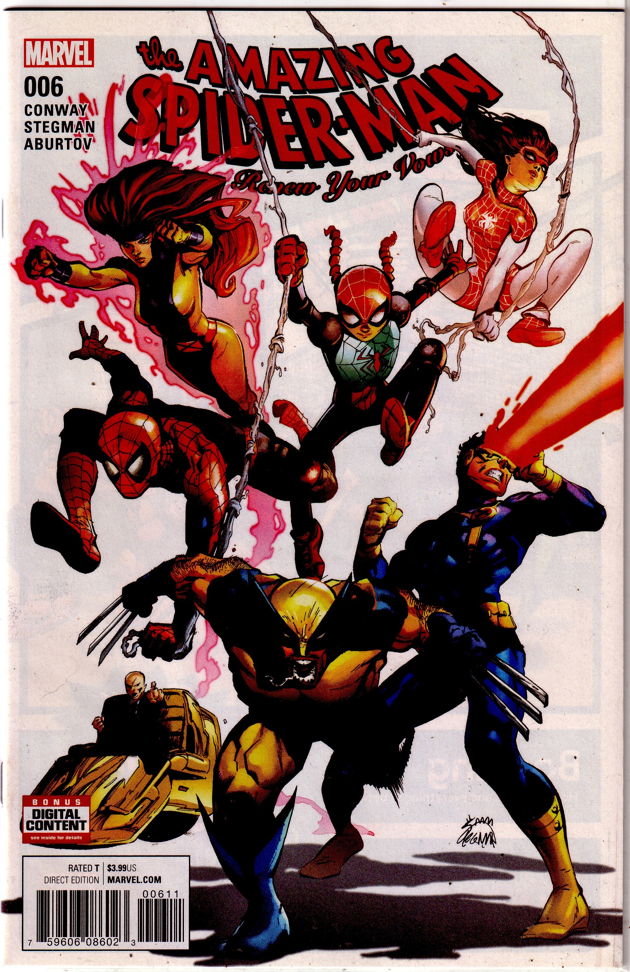 Marvel, 1993 FN Spider-man 2099 #11