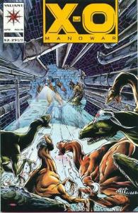 X-O Manowar (1992 series) #15, NM- (Stock photo)