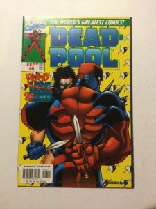 Deadpool 8 NM Near Mint