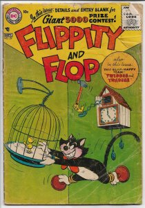 Flippity Flop 29 - Silver Age - Aug/Sept. 1956 (Good)