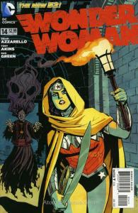 Wonder Woman (4th Series) #14 FN; DC | save on shipping - details inside